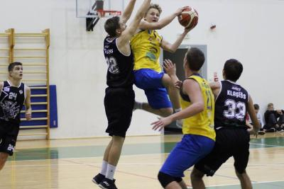 Latvijas U-16 basketbola kadetu izlases kandidāts.
